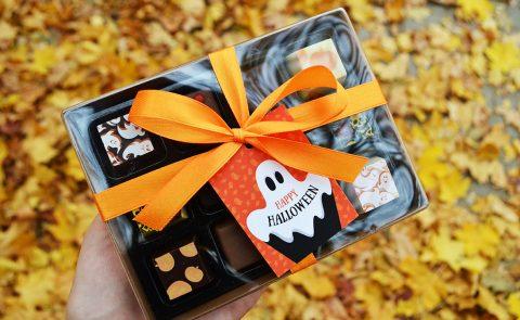 Набор конфет к Хэллоуину