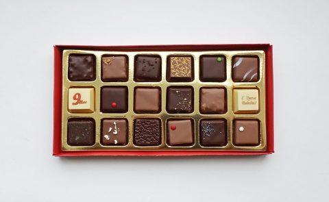 Набор конфет к 9 мая