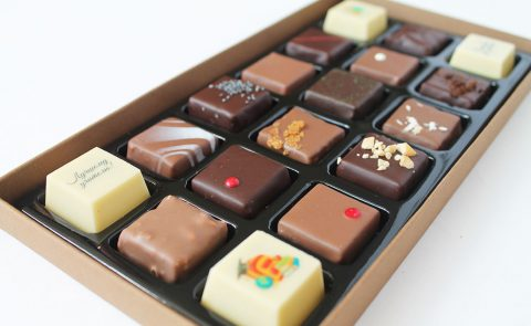 Набор конфет «Лучшему учителю»