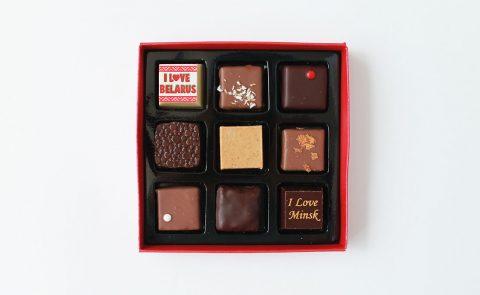 Набор конфет в подарок